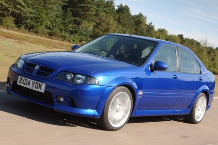 MG Rover ZS Hatchback (01 - 05)