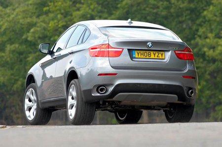 Used BMW X6 08-14