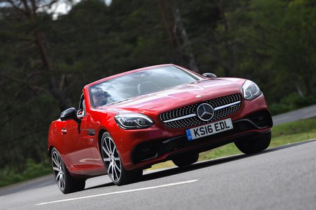 Used Mercedes-Benz SLC 16-present