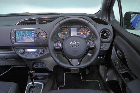 Used Toyota Yaris Hatchback (11 - present)