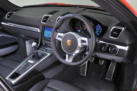 Used Porsche Cayman 13-16
