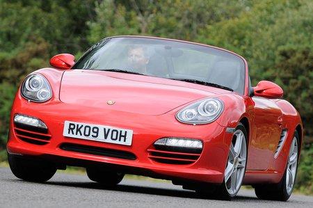 Porsche Boxster Open (04 - 12)