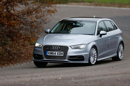 Audi A3 E Tron Review