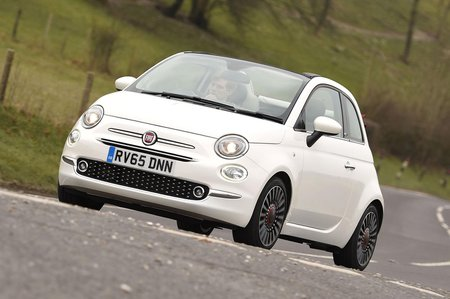 Used Fiat 500C 09-present