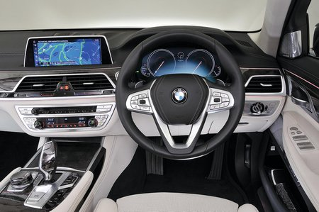 Used BMW 7 Series 15-present