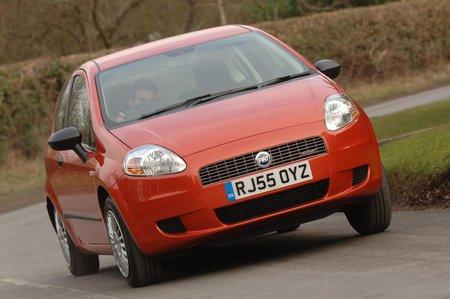 Fiat Grande Punto (06 - 11)