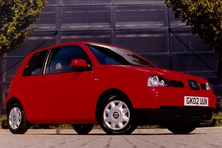 Seat Arosa Hatchback (97 - 04)