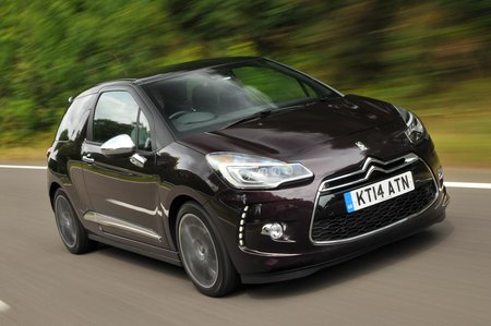 Citroen DS3 hatchback (09 - 16)