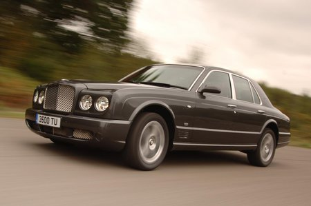 Bentley Arnage (99 - 10)