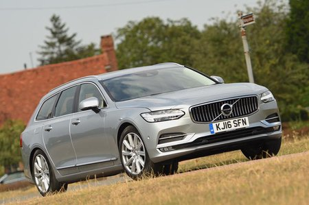 Used Volvo V90 2016 Present Review