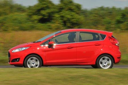 Ford Fiesta Hatchback (08 - 17)