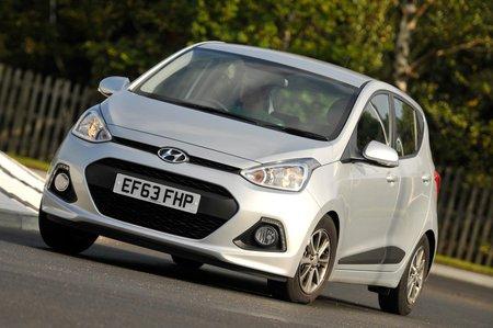 Used Hyundai i10 2014 -present