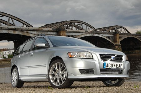 Used Volvo V50 Estate 2004 2017 Review