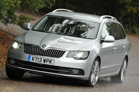 Skoda Superb Estate (08 - 15)