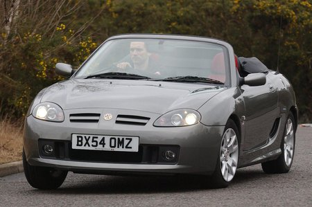 MG Rover TF Open (02 - 05)