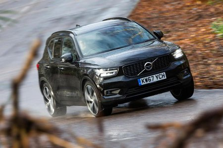 Used Volvo Xc40 2017 Present Review