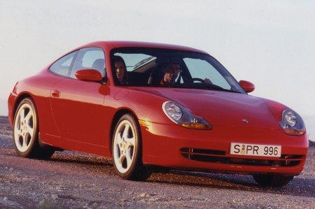 Porsche 911 Coupe (01 - 06)