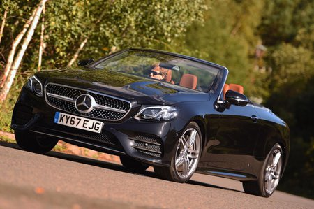 Mercedes Benz E Cl Cabriolet Review