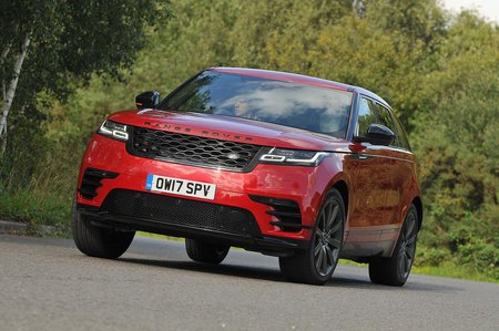 Used Land Rover Range Velar 17 Present Review