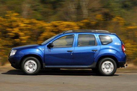 Used Dacia Duster 13-present