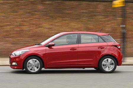 Used Hyundai i20 15-present