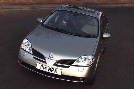 Nissan Primera Saloon (02 - 06)