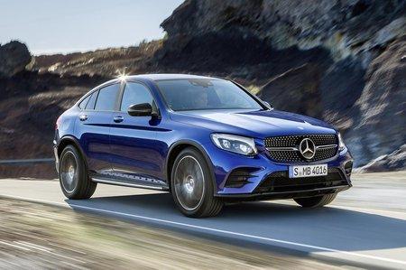 Mercedes Benz Glc Coupé Review