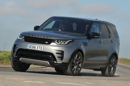 Used Land Rover Discovery 4x4 2017 Present Review