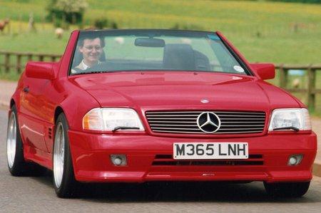 Mercedes-Benz SL Open (93 - 02)