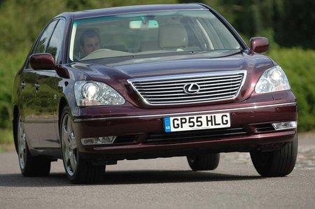 Lexus LS Saloon (03 - 06)