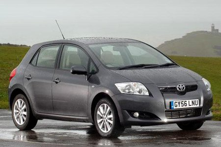 Toyota Auris Hatchback (07 - 09)