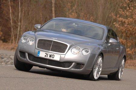 Bentley Continental GT (03 - 11)