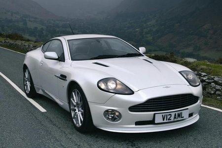 Aston Martin Vanquish (01 - 07)