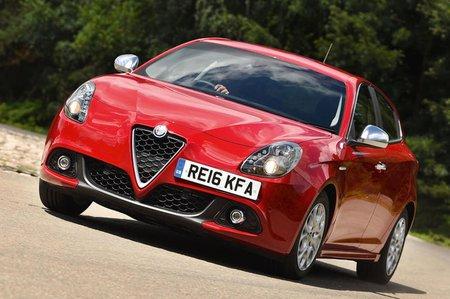 Used Alfa Romeo Giulietta 10-present