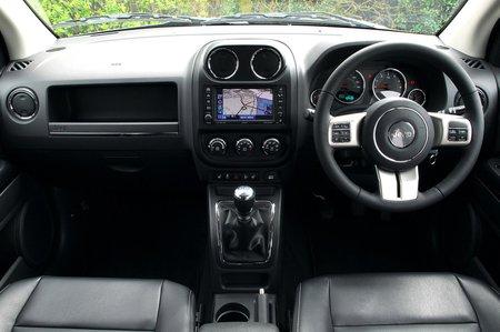 Used Jeep Compass (07-14)