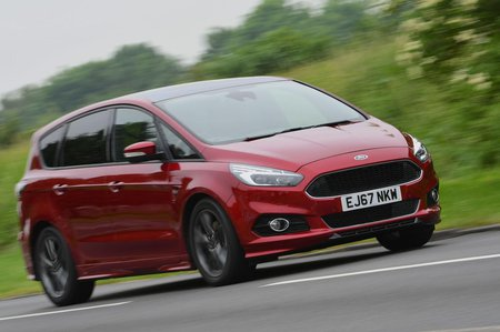 Ford S-Max Boot Space, Size, Seats | What Car?