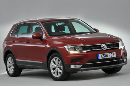 Volkswagen Tiguan Review