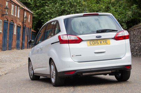 Ford Grand C Max Review