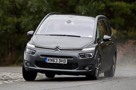 Used Citroën Grand C4 Picasso (2014 - present)
