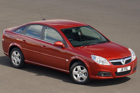 Vauxhall Vectra Hatchback (02 - 09)