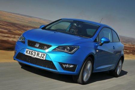 Seat Ibiza Hatchback 08-17