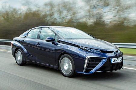 Toyota Mirai Review Costs Verdict