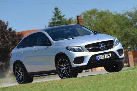 Mercedes Benz Gle Coupe Review