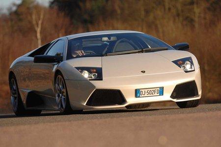Lamborghini Murcielago Coupe (02 - 11)