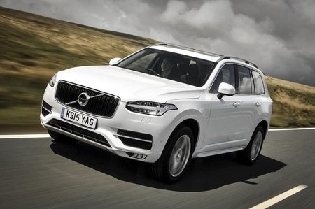 Used Volvo Xc90 2017 Present Review