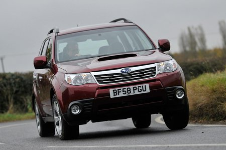 Used Subaru Forester (08-13)