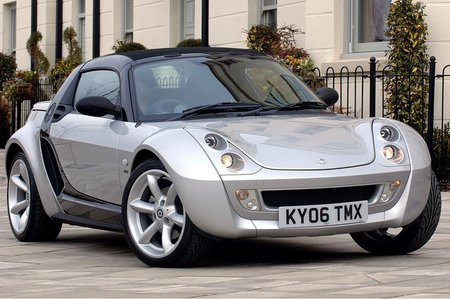Used Smart Roadster 2003 2006 Review