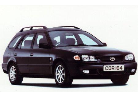 Toyota Corolla Estate (97 - 04)
