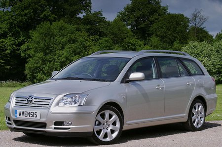 Toyota Avensis Estate (03 - 09)