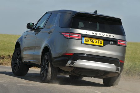Used Land Rover Discovery 4x4 (17-present)